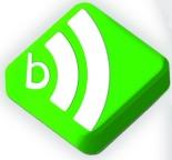 broadcast b